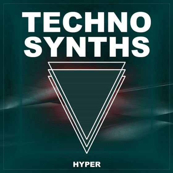 Hyper Techno Synths WAV