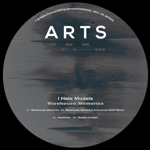 I Hate Models - Warehouse Memories [A020]
