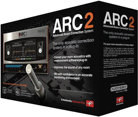 IK Multimedia ARC System 2 v2.2.2 WiN/OSX Incl Keygen-R2R