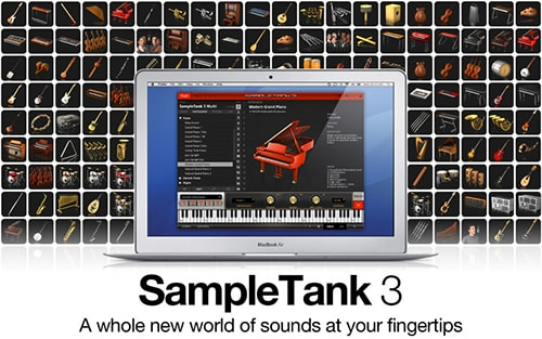 IK Multimedia SampleTank 3 v3.6.3 Incl Keygen