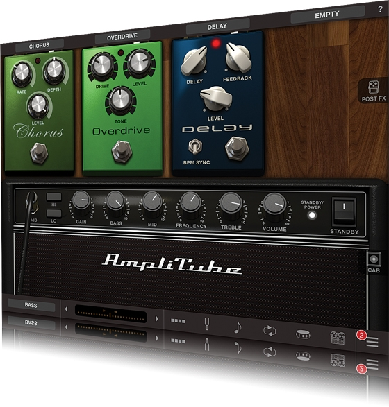 IKmultimedia AmpliTube 4.0.2 X64 Portable Proper-BEAT