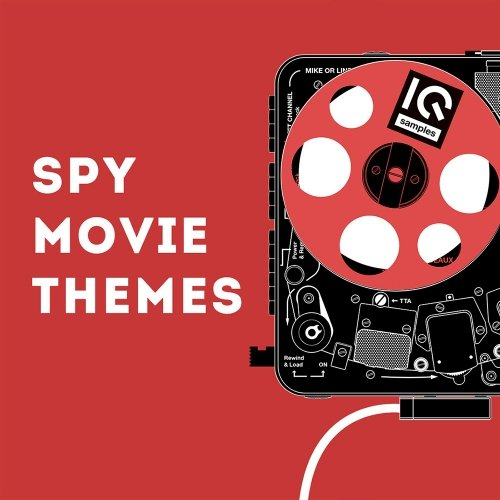 IQ Samples Spy Movie Themes WAV