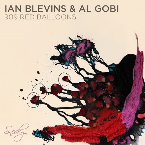 Ian Blevins, Al Gobi - 909 Red Balloons [SNKY006]