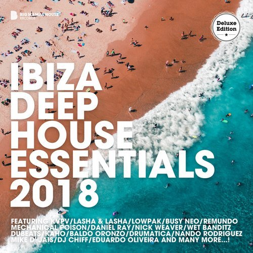 VA Ibiza Deep House Essentials 2018 (Deluxe Version) [BMC307]