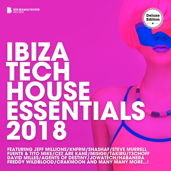 VA - Ibiza Tech House Essentials 2018 [PRESS205]