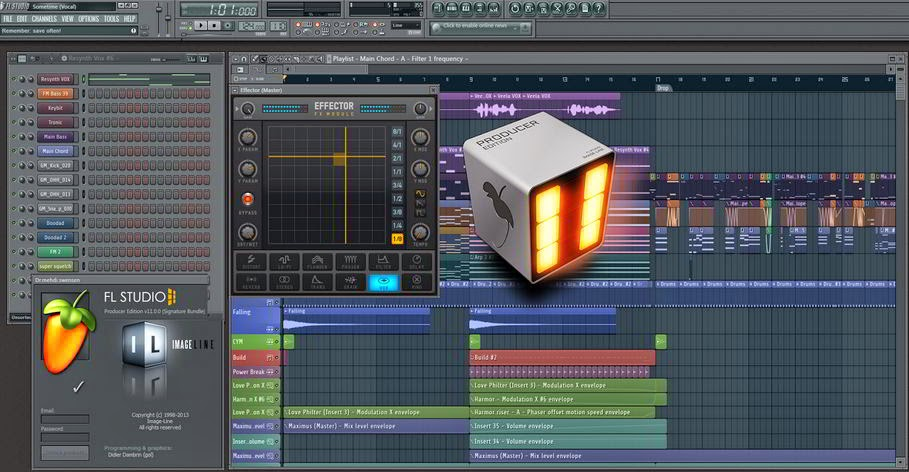 Image-Line FL Studio Producer Edition v12.1.3