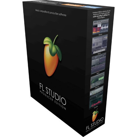 Image-Line Software FL Studio Producer Edition v12.2.3 Incl.KeyMaker-DVT