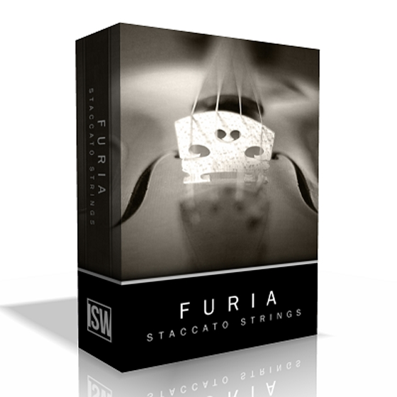 Impact Soundworks Furia Staccato Strings KONTAKT