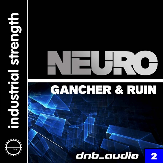 Industrial Strength DnB Audio 2 Neuro WAV REX