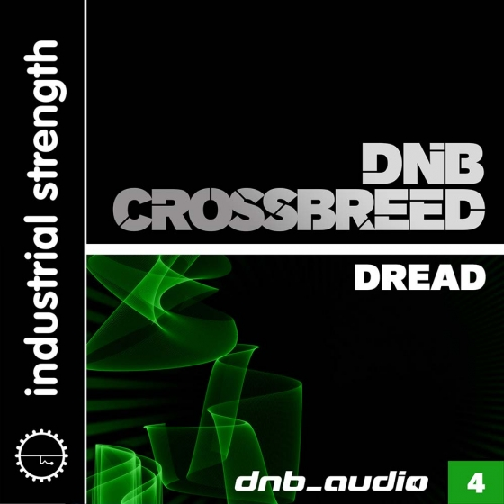 Industrial Strength DnB Audio DnB Crossbreed Dread WAV