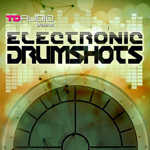 Industrial Strength Electronic Drum Shots WAV