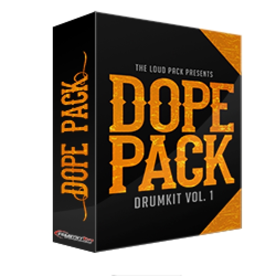Industry Kits Dope Pack DrumKit and More WAV MiDi