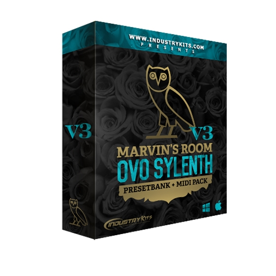 Industry Kits Marvins Room OVO V3 PresetBank Sylenth