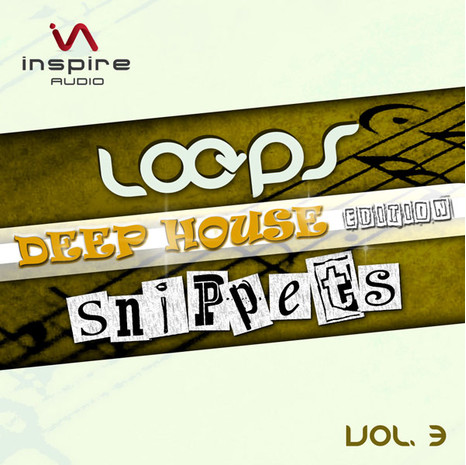 Inspire Audio Loops Snippets Vol.3 Deep House MULTiFORMAT-DISCOVER