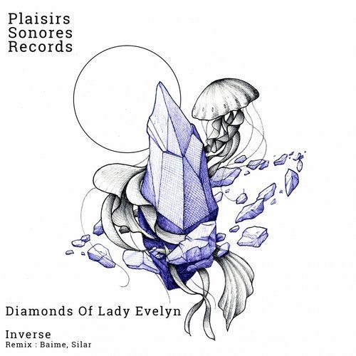 Inverse - Diamonds Of Lady Evelyn EP [PSR014]