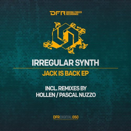 Irregular Synth – Jack Is Back EP [BP9120042334411]