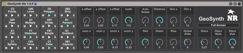 Isotonik Studios GeoSynth Lite for Ableton Live v1.9.6-DVT