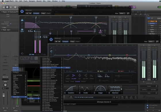 Izotope Ozone Advanced 7 MAC OSX