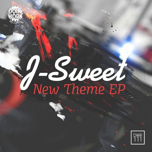 J Sweet - New Sweet [DWR111]