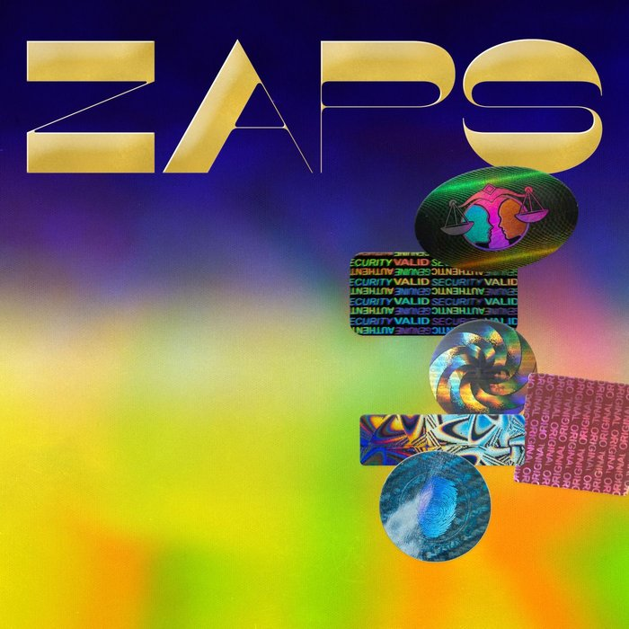 J-E-T-S aka Jimmy Edgar & Machinedrum – ZAPS [IL2069]
