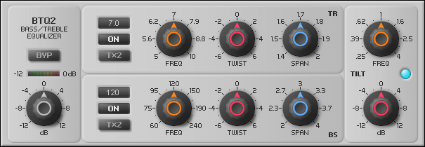 J1000 BTQ2 Bass Treble Equalizer v1.5 x32 WIN Free