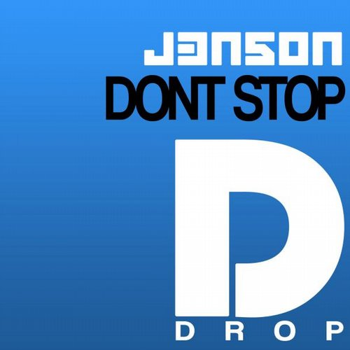 J3n5on - Don't Stop [DROP 15018- 6]