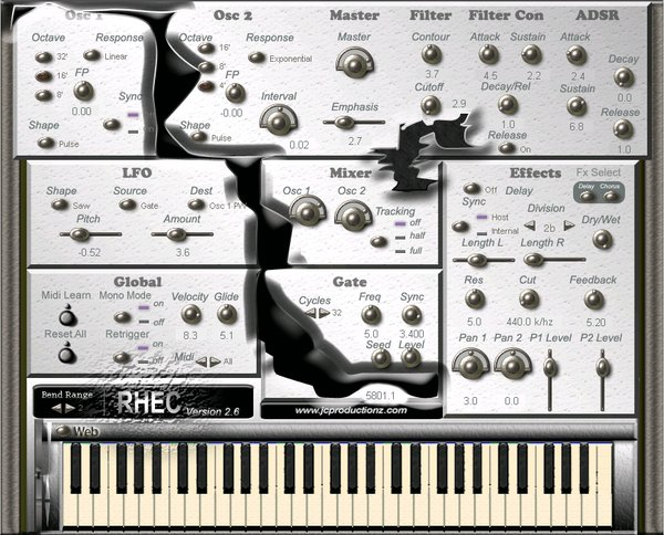 JC Productionz RHEC v2.7 VST Free