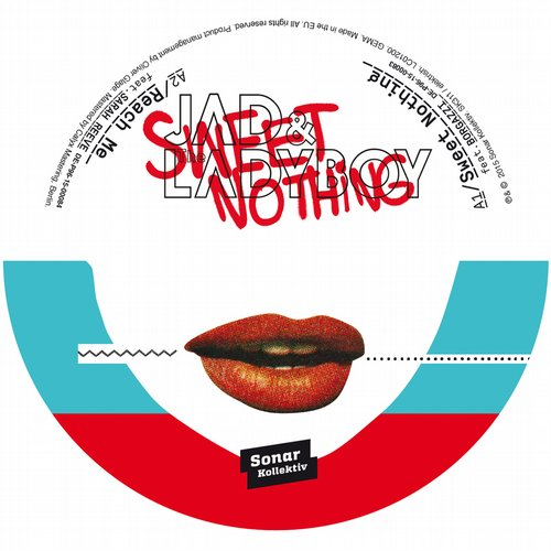 Jad & The Ladyboy  - Sweet Nothing EP [SK 311D]