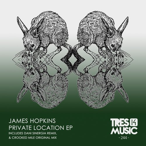 James Hopkins – PRIVATE LOCATION EP [TRES14244]