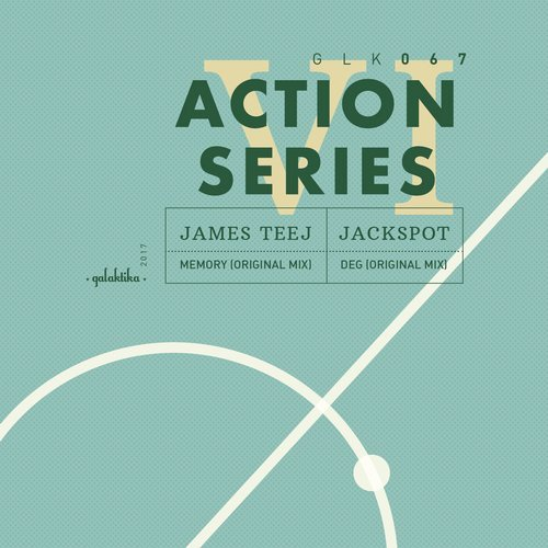 James Teej, Jackspot - Action Series IV [GLK067]