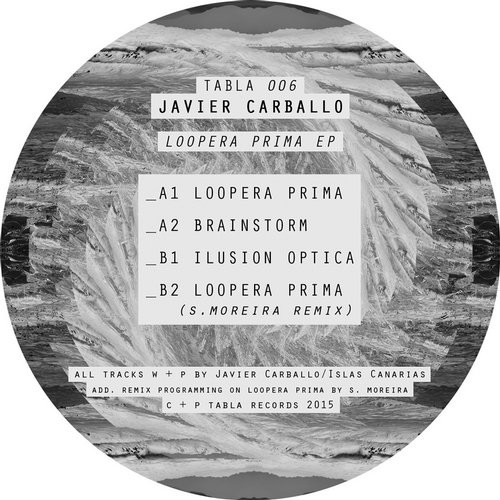 Javier Carballo – Loopera Prima EP [TABLA006]