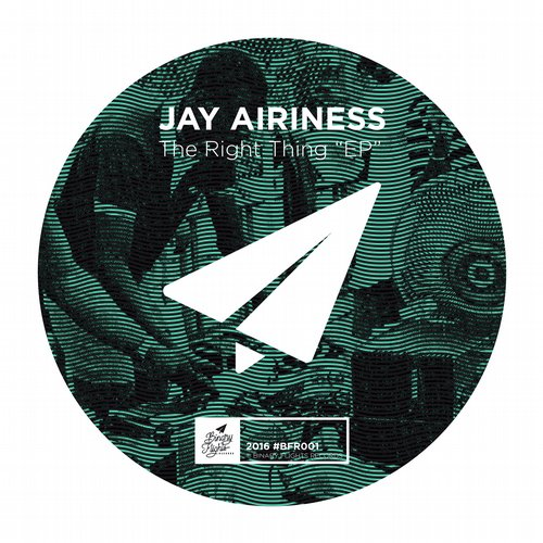 Jay Airiness - The Right Thing [10103253]