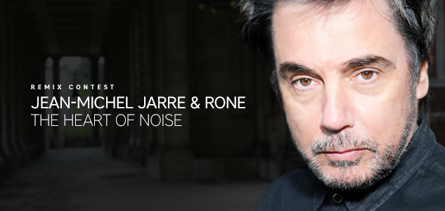 Jean-Michel Jarre & Rone - The Heart Of Noise (Remix Contest)