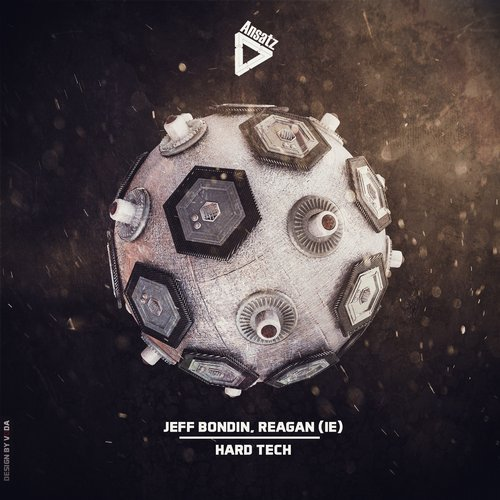 Jeff Bondin, Reagan (IE) - Hard Tech [AZ028]
