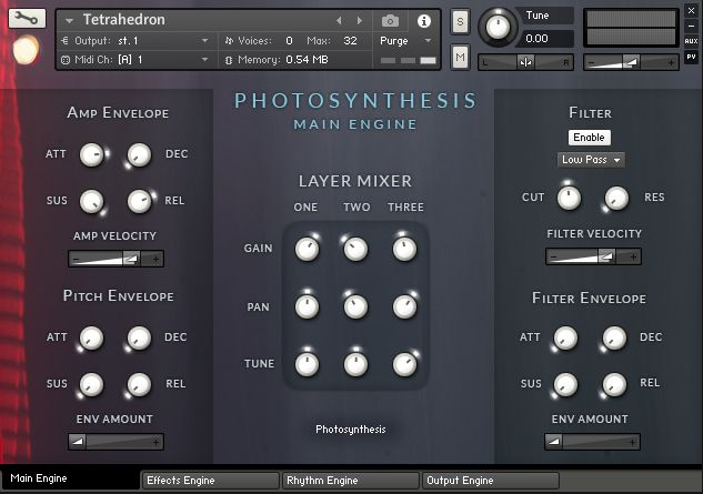Jeremiah Pena Photosynthesis Vol 1 Sphere v1.4 KONTAKT