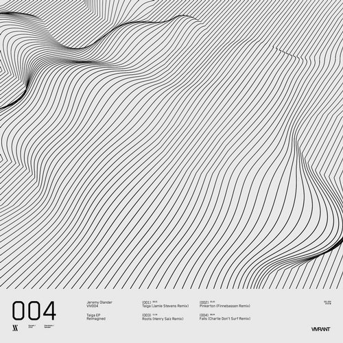 Jeremy Olander – Tiga Reimagined [VIV004]