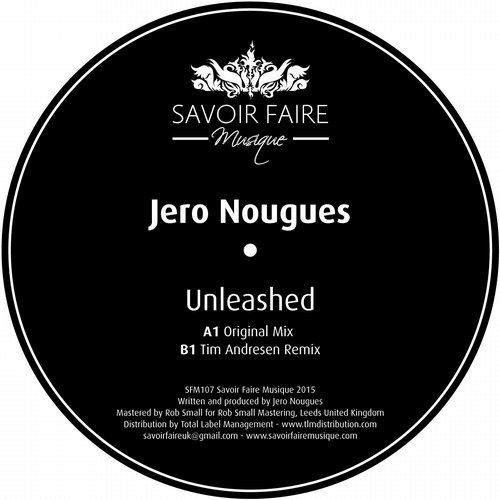 Jero Nougues - Unleashed [SFM107]