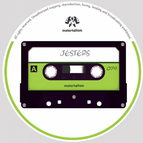 Jesters – SHAKE APP [MATERIALISM079]