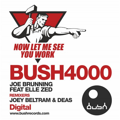Joe Brunning - Now Let Me See You Work 2015 Featuring Elle Zed [BUSH4000]