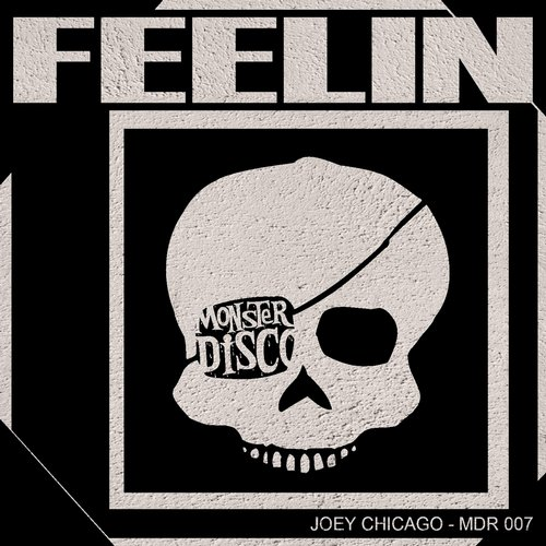 Joey chicago feelin single mdr 007 for Deep house chicago