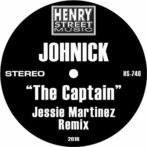 Johnick - The Captain (Jesse Martinez Remix) [HS746]