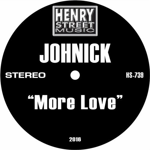 Johnick - More Love [HS 739]