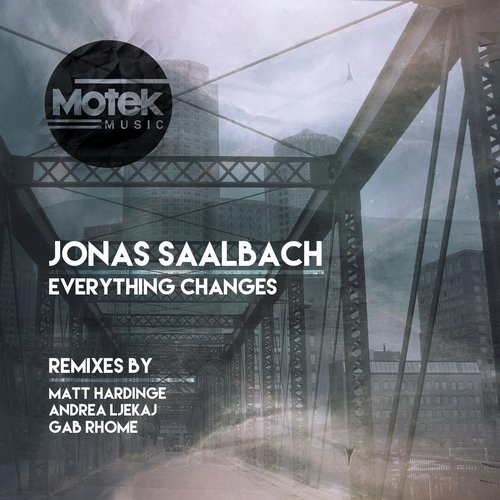 Jonas Saalbach - Everything Changes [MTK014]