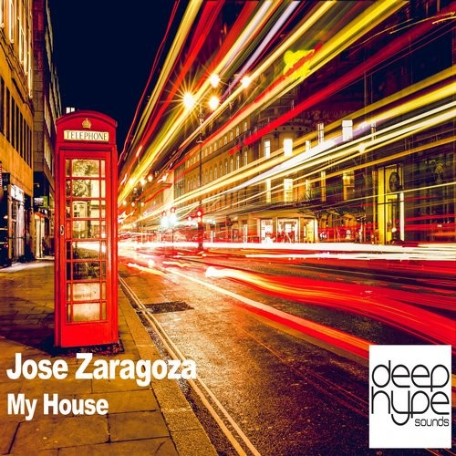 Jose zaragoza my house dhs098 for My house house music