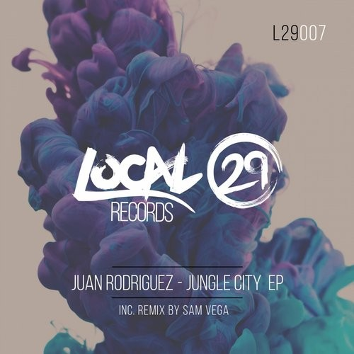 Juan Rodriguez, Hassio (COL) – Jungle City [L29007]