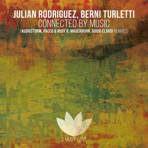 Julian Rodriguez, Berni Turletti - Connested by Music [AMH175]