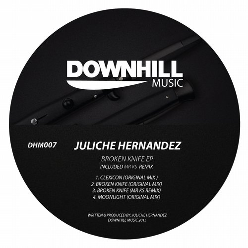 Juliche Hernandez - Broken Knife EP [DHM007]