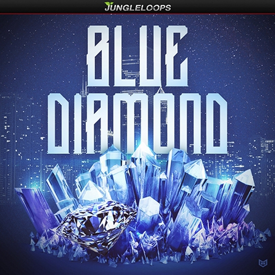 Jungle Loops Blue Diamond WAV MiDi