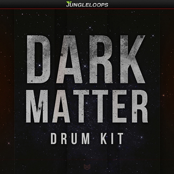 Jungle Loops Dark Matter Drum Kit WAV MiDi-AUDIOSTRiKE