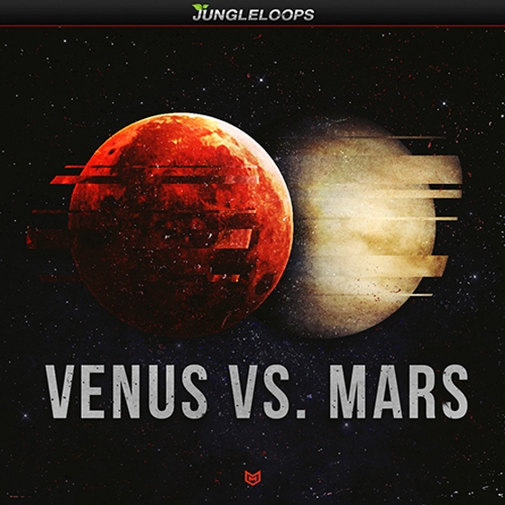 Jungle Loops Venus Vs Mars WAV MiDi-AUDIOSTRiKE